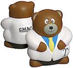 Physician Bear Stress Balls